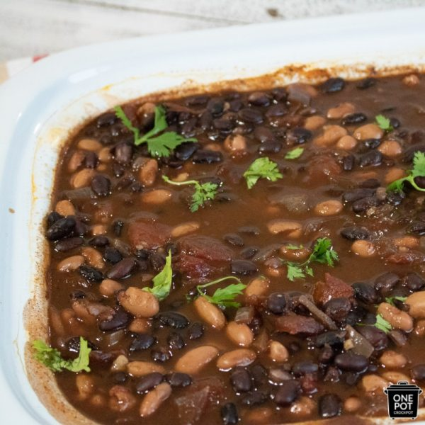 Slow Cooker Black Bean Chili Recipe (1)