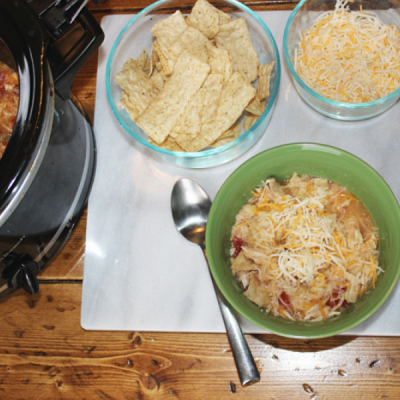 Slow Cooker Chicken Tortilla Soup – Flavorful and Fun!