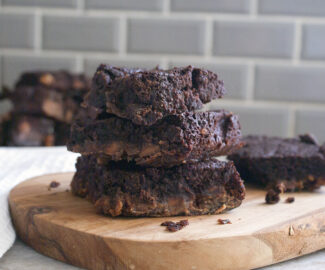 Slow Cooker Brownie Recipe