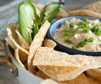 slow cooker chicken dip